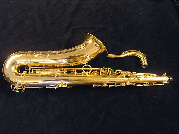 Selmer Gold Plate Super Balanced Action Tenor - 51584 - Photo # 2