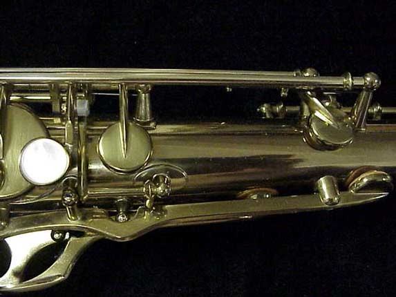 Selmer Lacquer Mark VI Tenor - 101021 - Photo # 26