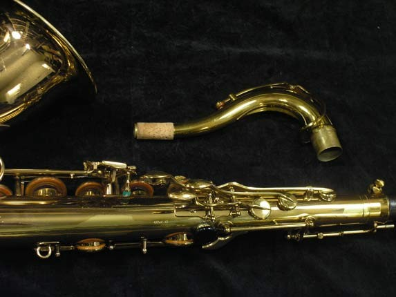 Selmer Lacquer Mark VI Tenor - 143923 - Photo # 6