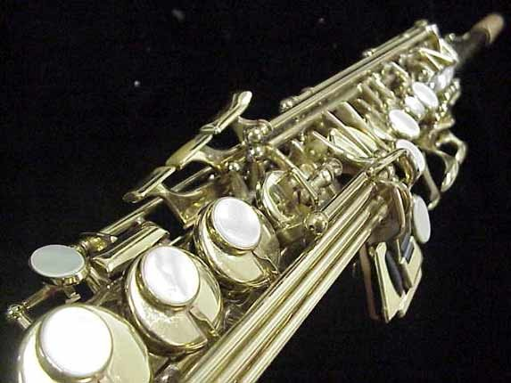 Selmer Lacquer Super Action 80 Soprano - 356503 - Photo # 10