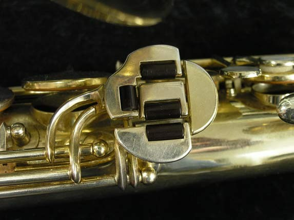 King Gold Plate Zephyr Tenor - 281276 - Photo # 8