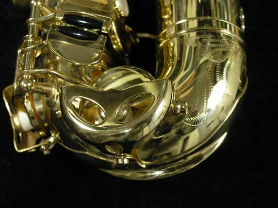 Yanagisawa Lacquer 901 Curved Soprano - 00217332 - Photo # 8