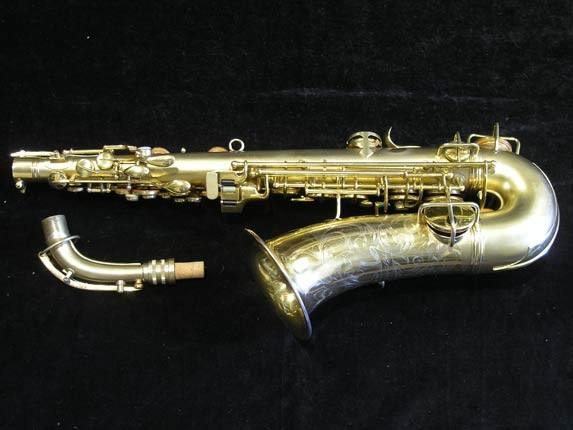 Conn Gold Plate Transitional Alto - 235770 - Photo # 4