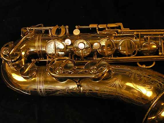 Selmer Lacquer Mark VI Tenor - 185530 - Photo # 2