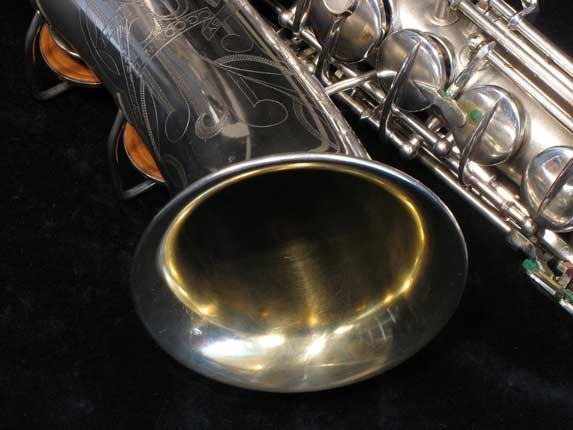 Conn Silver Plate Transitional 6M Alto - 250669 - Photo # 6