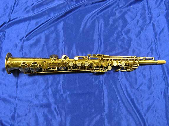 Selmer Lacquer Mark VI Soprano - 105987 - Photo # 1