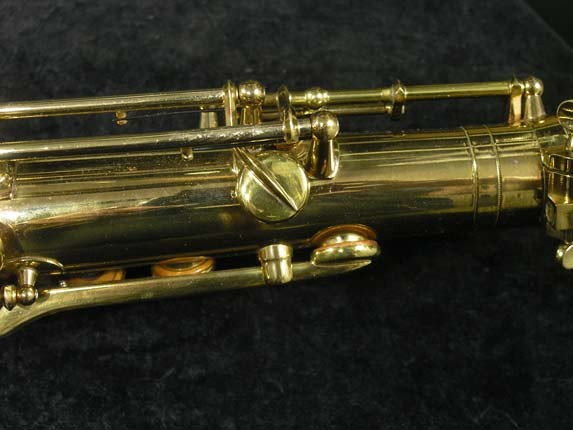Selmer Lacquer Mark VI Tenor - 143923 - Photo # 7
