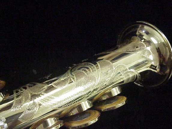 Selmer Lacquer Super Action 80 Soprano - 356503 - Photo # 11