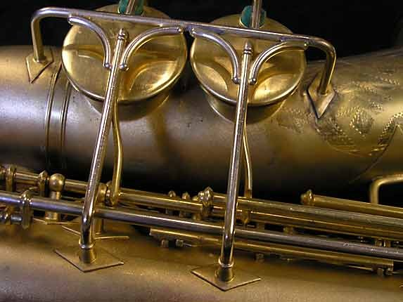Buescher Gold Plate Aristocrat Series I Alto - 273489 - Photo # 14
