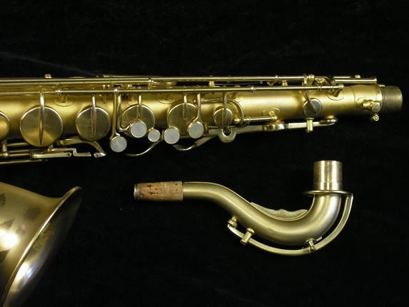 Buescher Gold Plate True Tone Tenor - 211585 - Photo # 2