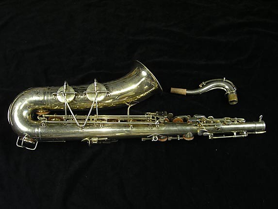 Martin Gold Plate Handcraft Committee Tenor - 124804 - Photo # 2