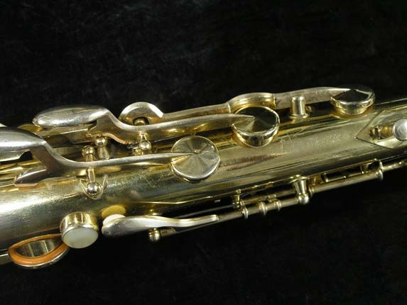 King Gold Plate Zephyr Tenor - 281276 - Photo # 9