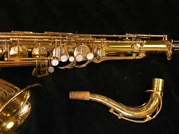Selmer Lacquer Mark VI Tenor - 185530 - Photo # 3