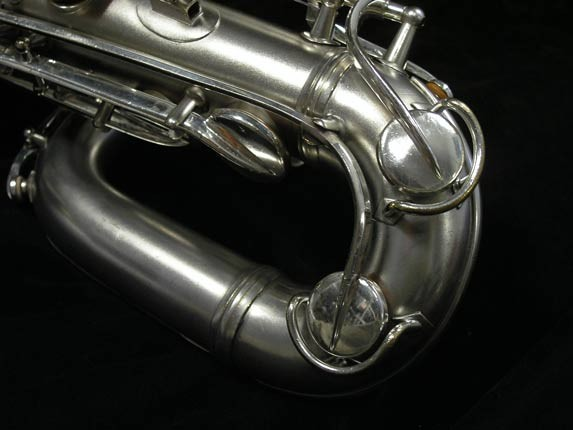 Conn Silver Plate 12M Baritone - 272488 - Photo # 7