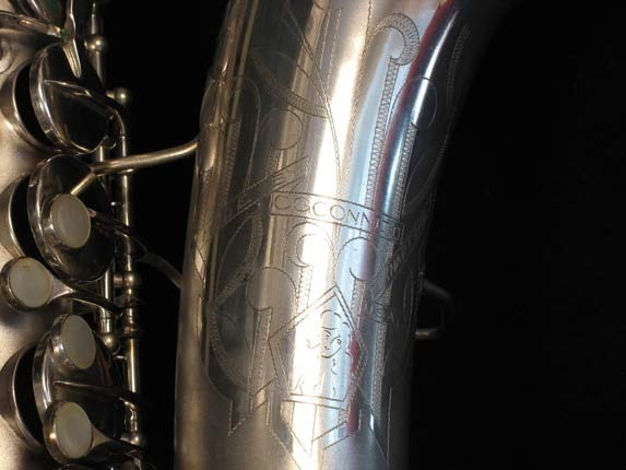 Conn Silver Plate Transitional 6M Alto - 250669 - Photo # 7