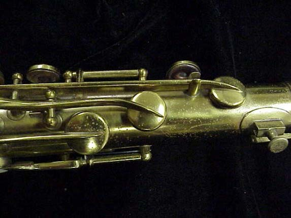 Conn Lacquer Transitional Tenor - 244587 - Photo # 11