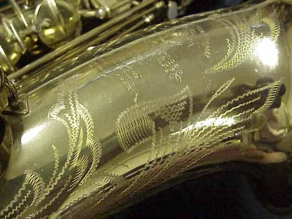 elmer Lacquer Super Balanced Action Tenor - 52084 - Photo # 19