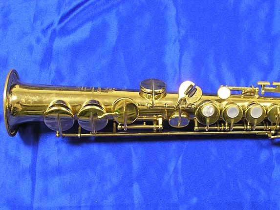 Selmer Lacquer Mark VI Soprano - 105987 - Photo # 2
