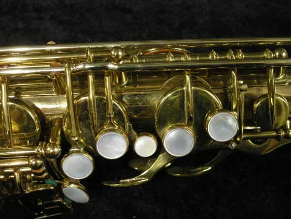 Selmer Lacquer Mark VI Tenor - 143923 - Photo # 8