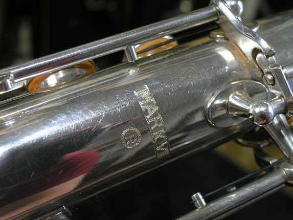 Selmer Silver Plate Mark VI Tenor - 63779 - Photo # 17