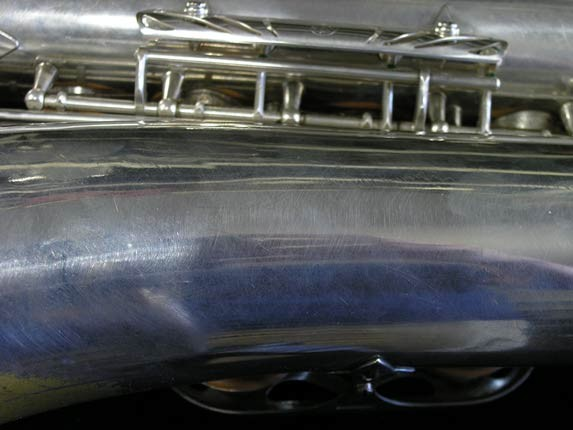 Selmer Silver Plate Mark VI Tenor - 102079 - Photo # 15