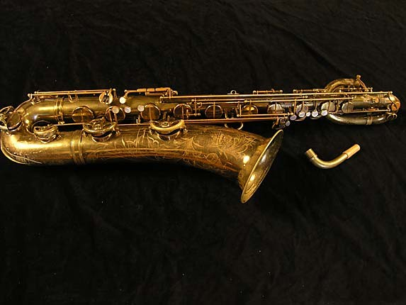 Selmer Lacquer Mark VI Baritone - 100476 - Photo # 1