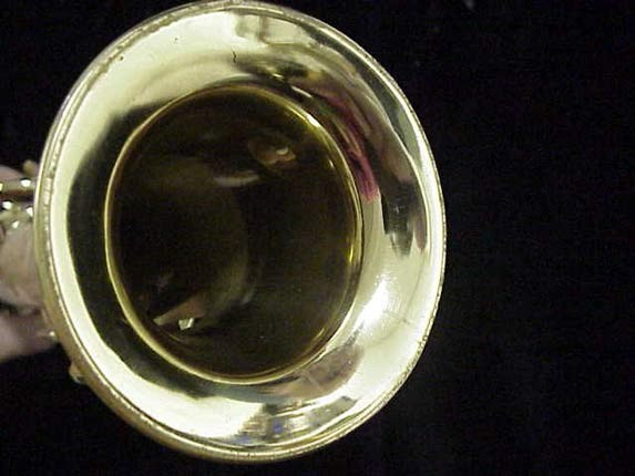 Selmer Lacquer Super Action 80 Soprano - 356503 - Photo # 12