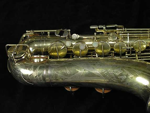 Martin Gold Plate Handcraft Committee Tenor - 124804 - Photo # 3