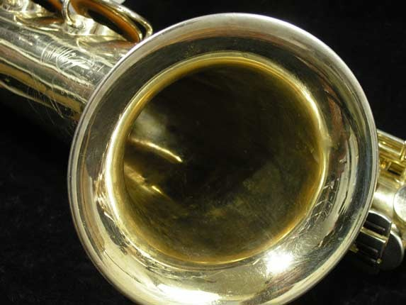 King Gold Plate Zephyr Tenor - 281276 - Photo # 10