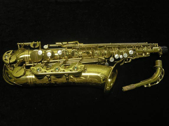 Selmer Lacquer Low A Mark VI Alto - 146156 - Photo # 1