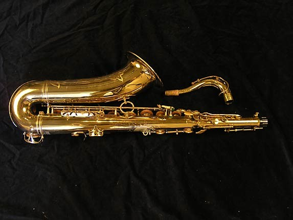 Selmer Lacquer Mark VI Tenor - 185530 - Photo # 4