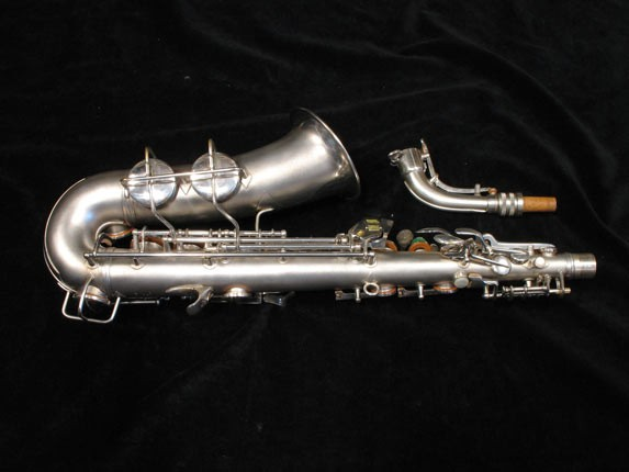 Conn Silver Plate Transitional 6M Alto - 250669 - Photo # 8