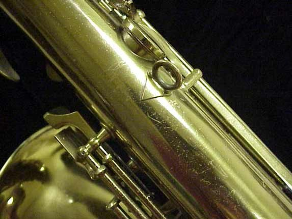 Conn Lacquer Transitional Tenor - 244587 - Photo # 12