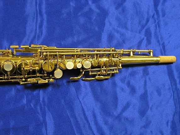 Selmer Lacquer Mark VI Soprano - 105987 - Photo # 3