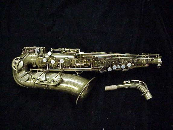 Selmer Lacquer Mark VI Alto - 79741 - Photo # 1