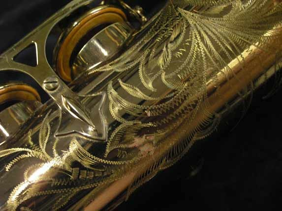 Selmer Lacquer Mark VI Alto - 90190 - Photo # 17