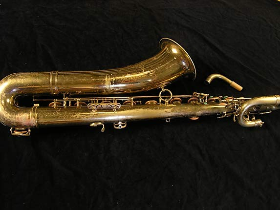 Selmer Lacquer Mark VI Baritone - 100476 - Photo # 2