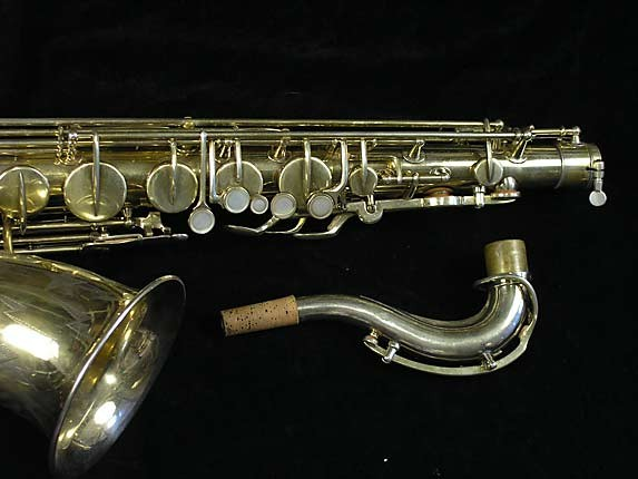 Martin Gold Plate Handcraft Committee Tenor - 124804 - Photo # 4