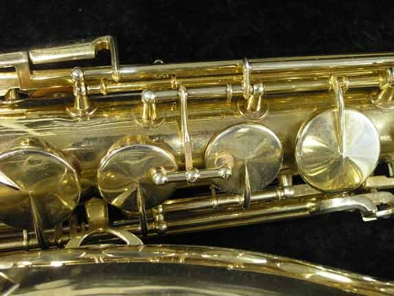 King Gold Plate Zephyr Tenor - 281276 - Photo # 11