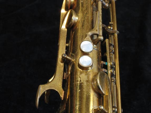 SML Lacquer Rev. D Tenor - 9835 - Photo # 9