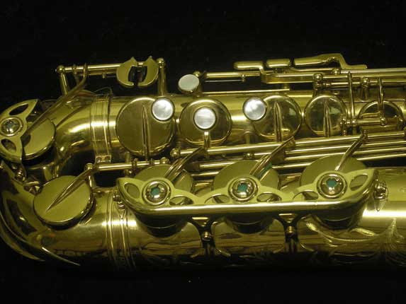 Selmer Lacquer Low A Mark VI Alto - 146156 - Photo # 2