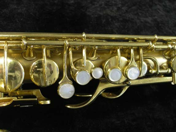 Conn Gold Plate Transitional Alto - 235770 - Photo # 7
