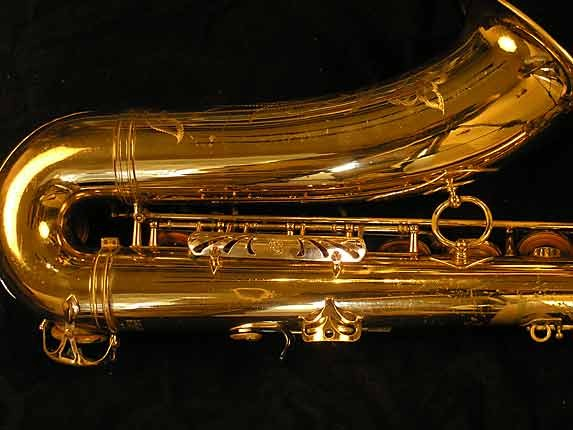 Selmer Lacquer Mark VI Tenor - 185530 - Photo # 5