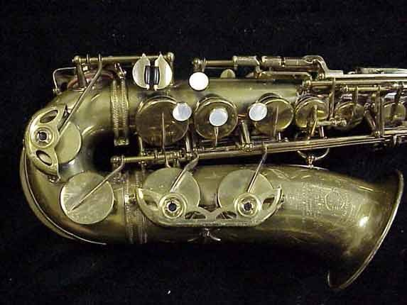 Selmer Lacquer Mark VI Alto - 79741 - Photo # 2