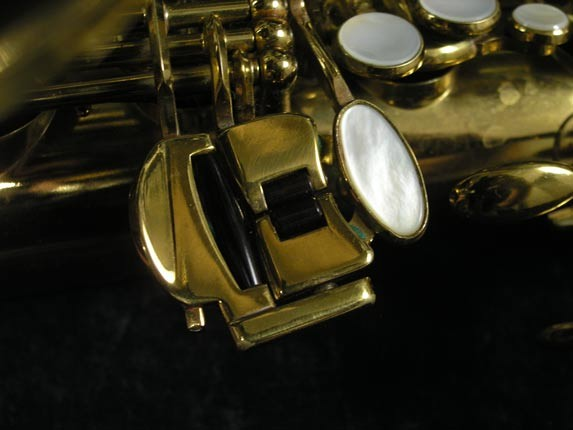 Selmer Lacquer Mark VI Tenor - 143923 - Photo # 10
