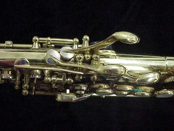 Selmer Lacquer Super Action 80 Soprano - 356503 - Photo # 14