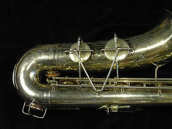Martin Gold Plate Handcraft Committee Tenor - 124804 - Photo # 5
