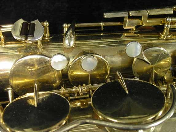 King Gold Plate Zephyr Tenor - 281276 - Photo # 12