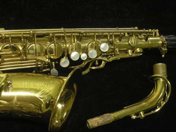 Selmer Lacquer Low A Mark VI Alto - 146156 - Photo # 3
