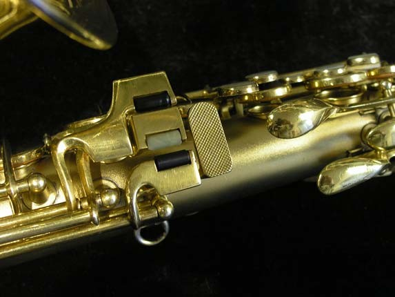 Conn Gold Plate Transitional Alto - 235770 - Photo # 8